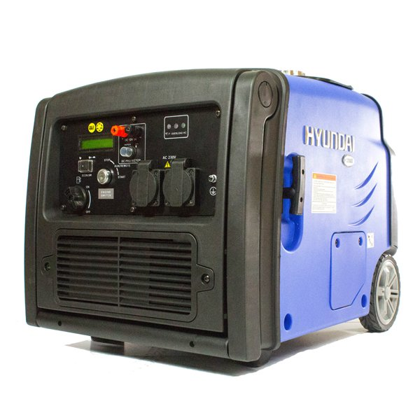 Hyundai Hy3200sei 3200w Portable Remote Start Inverter