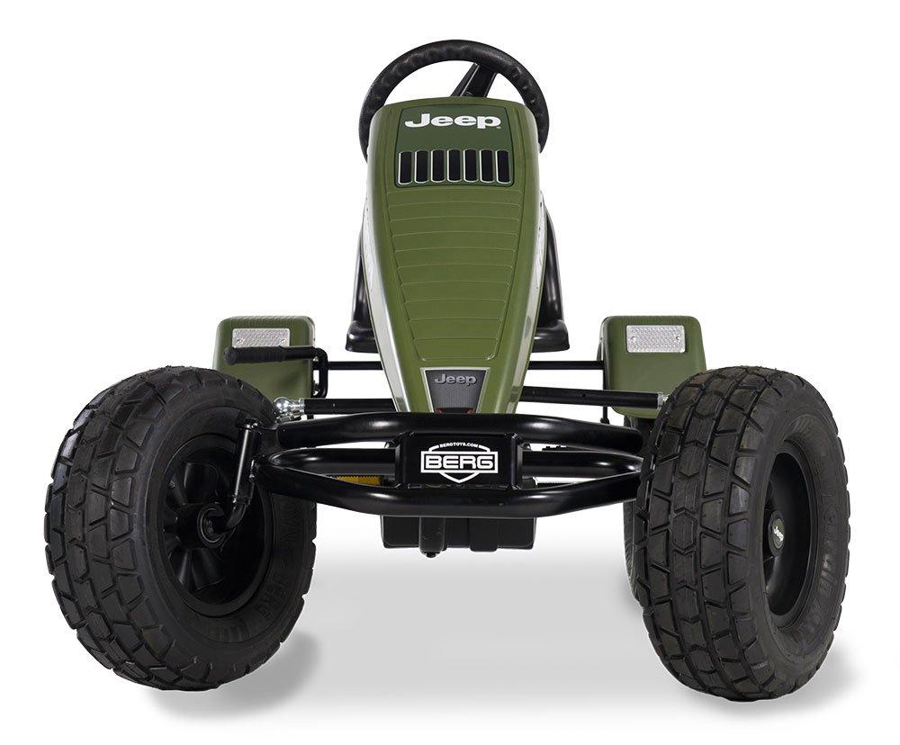 Berg Jeep 174 Revolution Bfr Pedal Go Kart Berg