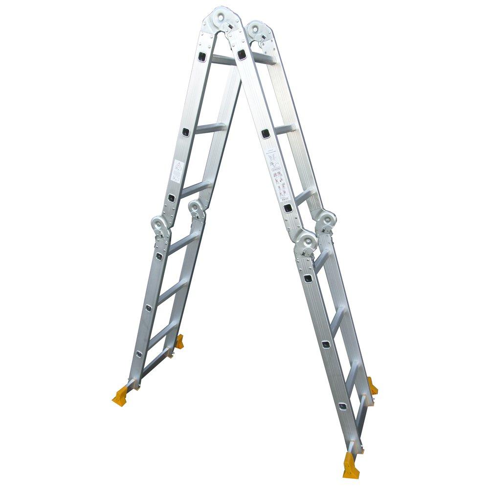 Aluminium Multi Purpose Ladder 3 7m Ladders And Platforms