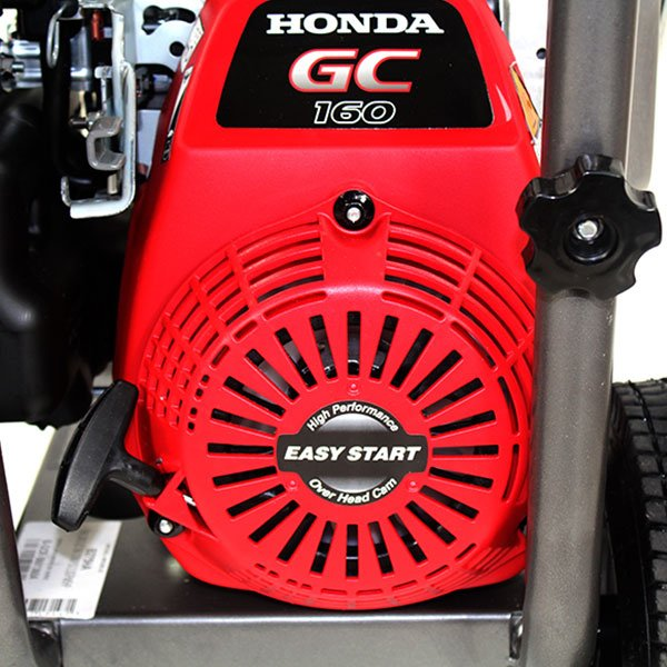 bha honda gc powered pressure washer  psi  honda pressure washers