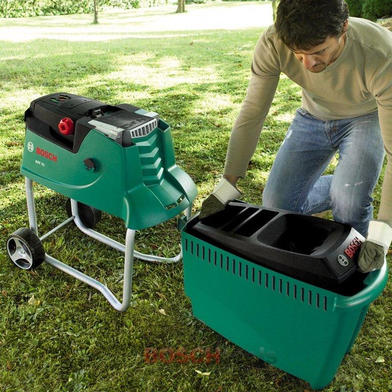 bosch axt 25 d electric shredder bosch. Black Bedroom Furniture Sets. Home Design Ideas