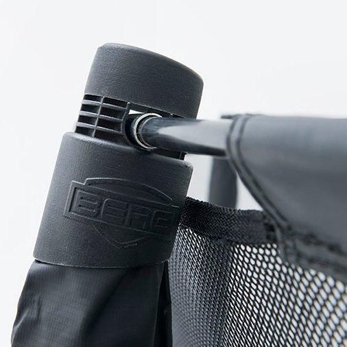 BERG Elite+ Regular Green 380 Trampoline + Safety Net T