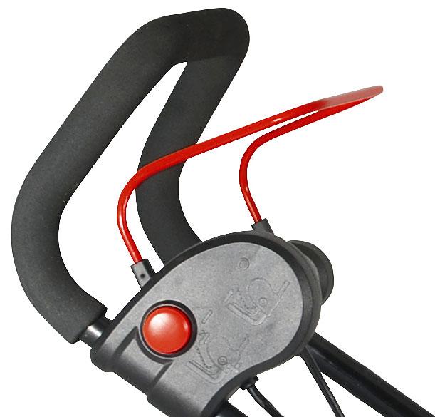 Cobra GTRM38 Electric Mower Soft Grip