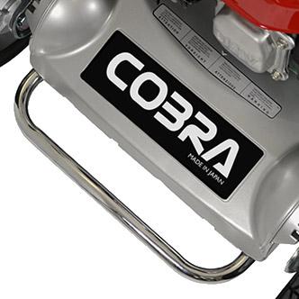 Cobra M53SPH-Pro Honda Engines Mower - Front Protection Bar