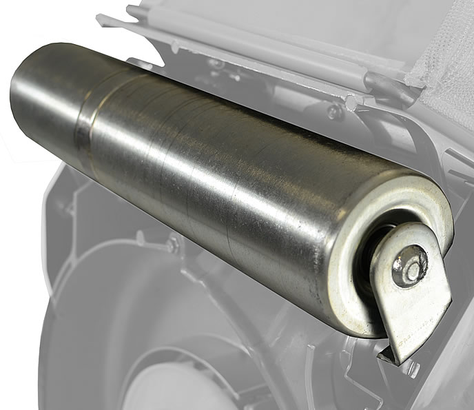 Honda Powered Rear Roller Mower