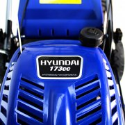Hyundai HYM51SP Petrol Self-Propelled 4-in-1 Rotary Lawnmower
