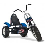 BERG Route 66 BFR Chopper Go Kart Age 5+ Years