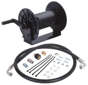 40m Hose Reel Kit for High Pressure Pressure Washer Hoses up to 250 Bar