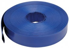 "3"" 75mm Layflat Hose - 8 Metre Length"