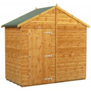 Power Apex 4x8 Garden Shed Windowless