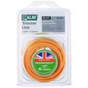 2.4mm x 15m Trimmer Line for Hyundai Line Trimmers