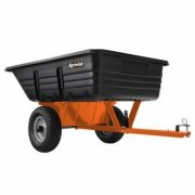 Agri-Fab 45-0519 15 Cubic Feet - 800lb - 363kg - Poly Trailer / Cart
