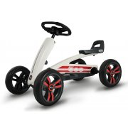 Berg Buzzy Fiat 500 Pedal Go Kart - Age 2-5 Years