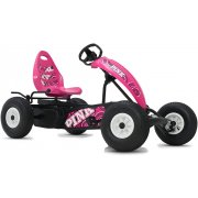 BERG Compact BFR Go Kart - Pink Age 4-12 Years