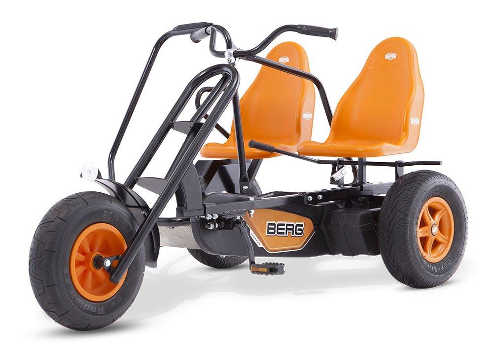 berg duo chopper bf pedal go kart age 4 12 years berg. Black Bedroom Furniture Sets. Home Design Ideas