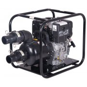 "Pacer S Series 3"" / 76mm Deisel Self-Priming Centrifugal Pump - BUNA Sealed"