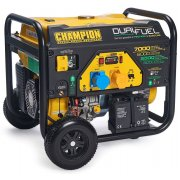 Champion CPG7500E2-DF 7000 Watt LPG Dual Fuel Generator / Electric Start