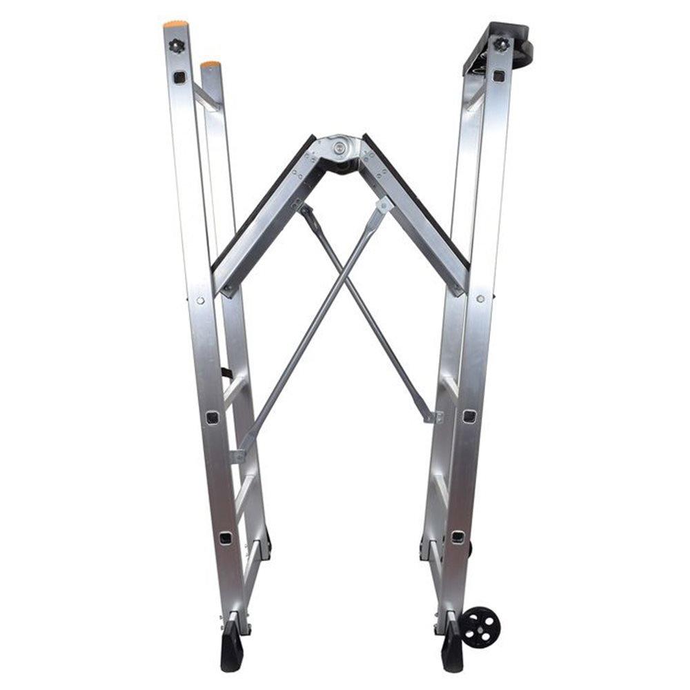 Ladder Scaffold Platform : Abbey folding scaffold platform ladder ladders and platforms