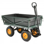 Cobra GCT300MP 300kg Hand Cart with Drop Down Sides
