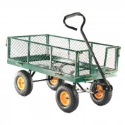 Cobra GCT320HD 320kg Hand Cart with drop down sides
