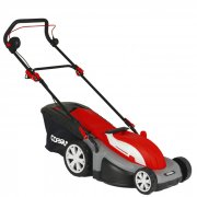 "Cobra GTRM43 17"" Electric Mower with Rear Roller"