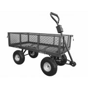 The Handy 200Kg Capacity Garden Trolley Cart
