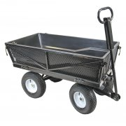 The Handy 300Kg Capacity Multi Purpose Garden Cart Trolley