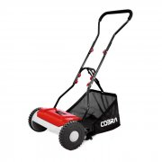 "Cobra HM381 38cm / 15"" Cylinder Hand Push Lawnmower"