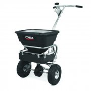 Cobra HS26S 70lb Stainless Steel Walk Behind Spreader