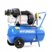 Hyundai HY3050V 3HP, 50 Litre V-Twin Direct Drive Air Compressor 14CFM