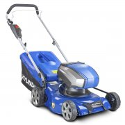 "Hyundai HYM40LI420P 40V Battery Powered Lawn Mower 42cm / 16""  with Battery & Charger"