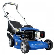 Hyundai HYM40P Petrol Powered Push Rotary Lawn Mower