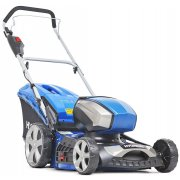 Hyundai HYM80LI460SP 80V Self Propelled Battery Powered Lawn Mower 45cm with Battery & Charger