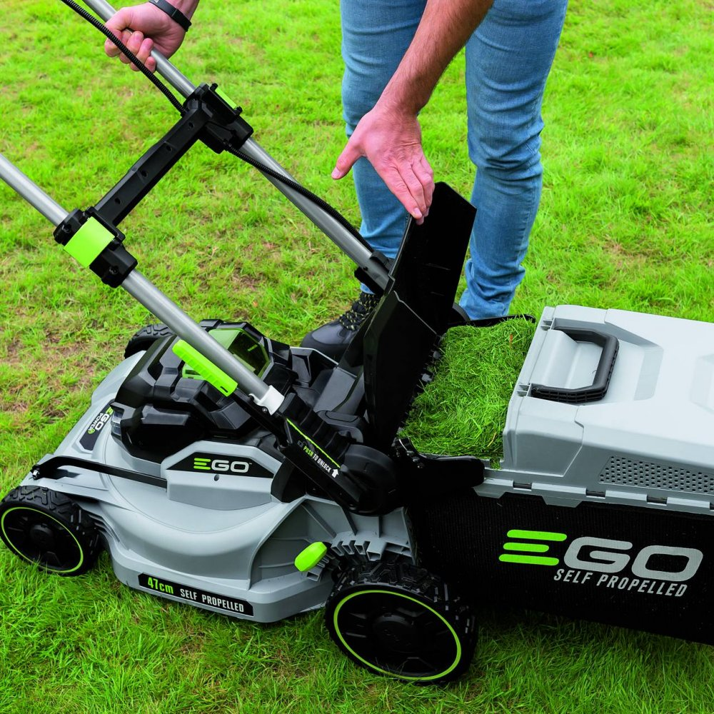 Ego Lm1903e Sp 47cm Self Propelled Cordless Mower 19