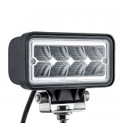 LTPRTZ 12W LED Crew Van Flood Work Light - 1136 Lumens