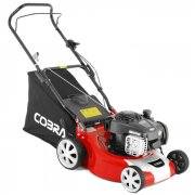 "Cobra M40B 16"" / 40cm B&S Powered Push Lawnmower"