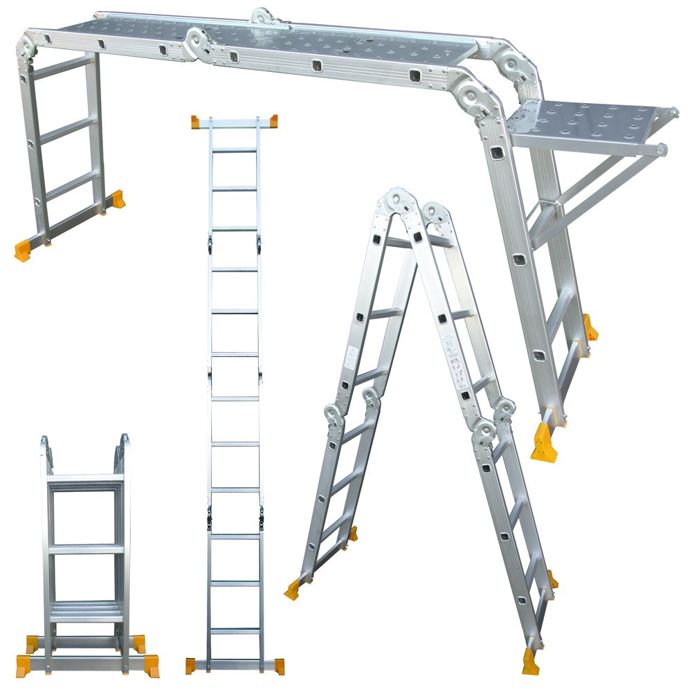 Aluminium Multi Purpose Ladder 3 7m Ladders And Platforms