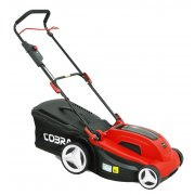 "Cobra MX4340V 17"" Li-ion Cordless 40v Lawnmower"
