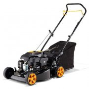 McCulloch M40-110 Lawnmower 40cm / 16in Steel Deck Push Lawnmower