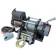 Warrior Ninja 4500 12V Electric Winch - 2041kg / 4500lbs