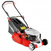 "Cobra RM40C 16"" / 40cm Cobra Push Rear Roller Petrol Lawnmower"
