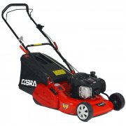 "Cobra RM46B 18"" / 46cm B&S Push Rear Roller Lawnmower"