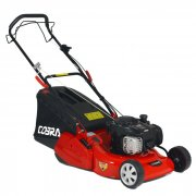 "Cobra RM46SPB 18"" /46cm B&S Self Propelled Rear Roller Lawnmower"