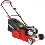 "Cobra RM46SPBR 18"" / 46cm B&S Self Propelled Rear Roller Lawnmower"