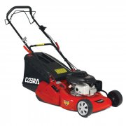 "Cobra RM46SPH 18"" / 46cm Honda Self Propelled Rear Roller Lawnmower"