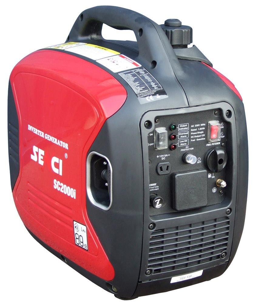 Senci sc2000i 2kw yamaha engined inverter generator for Yamaha inverter generator vs honda