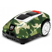 Cobra Mowbot 800/1200 Cover - Camouflage Cover