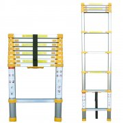 Telescopic Extension Ladder 2.6m