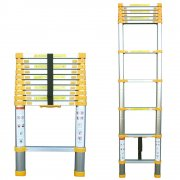 Telescopic Extension Ladder 3.2M