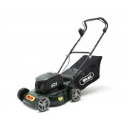 "Webb R16LIHP 16"" Push Steel Deck Cordless Rotary Walk Behind Mower"